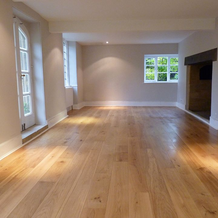 Engineered Oak Floorboards