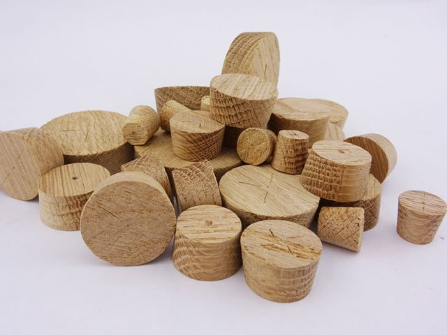 Tapered Oak Pellets