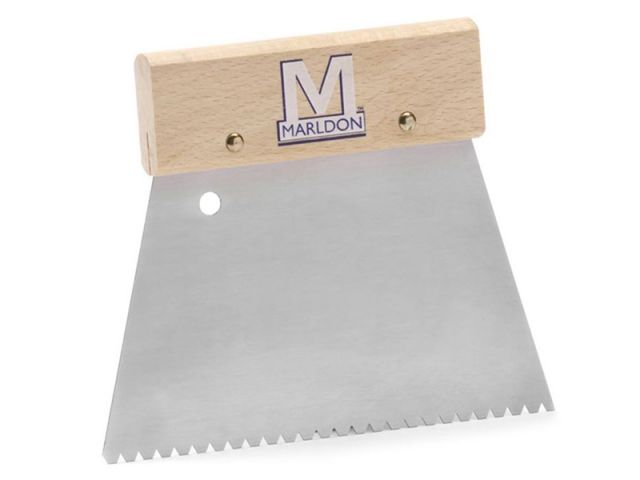 Marldon Notched Trowel - 4mm