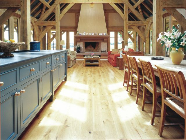 Traditional Solid Oak